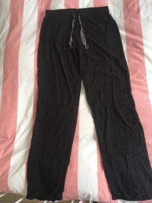 H&M Pyjama wit-zwart