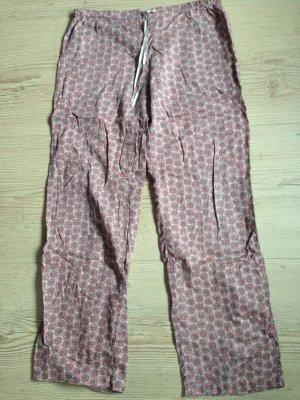Pyjama Hose Darjeeling Gr 2=38 altrosa