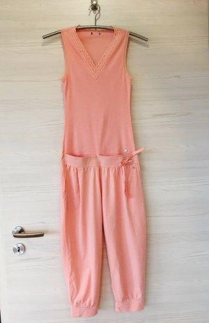 Pijama albaricoque