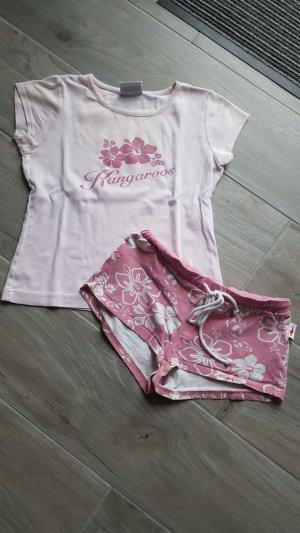Pyjama kurz von KangaRoos Gr. 34 - AKTION - PREIS GILT NUR BIS DONNERSTAG, 22.08.19 bis 20 Uhr
