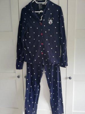 Pyjama Micky Maus (2-Teiler)