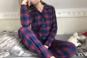 Pyjama NEU Sanetta 100% Baumwolle
