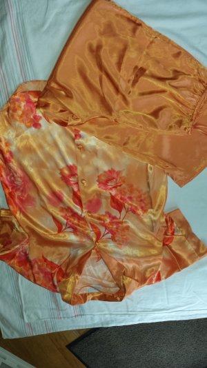 Pyjama , Satin von Lingerie