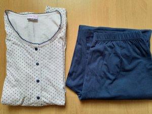 Pyjama room-blauw