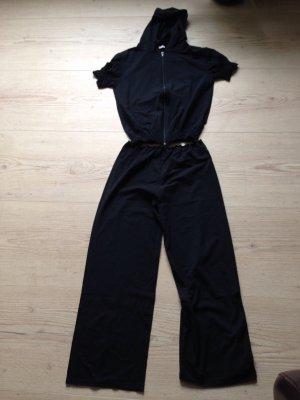 Pyjama schwarz Gr 38 Shorty neu