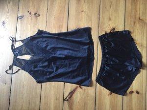 Hunkemöller Pyjama zwart