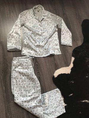 H&M Pijama turquesa-azul celeste