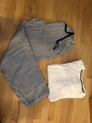 Pyjama ungetragen