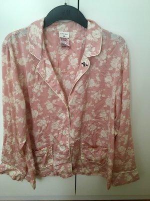 H&M Pyjama dusky pink-white