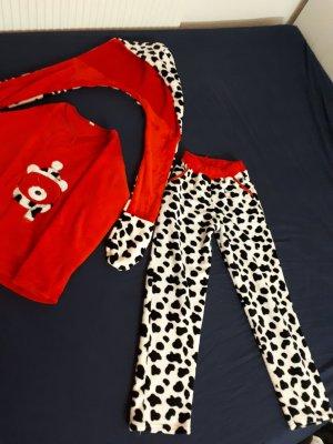 pyjama Weiche Fleece-Qualität aus reinem Polyester