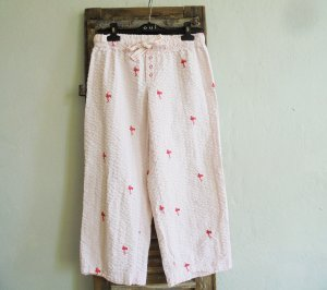 Gap Pijama rosa claro-rojo frambuesa