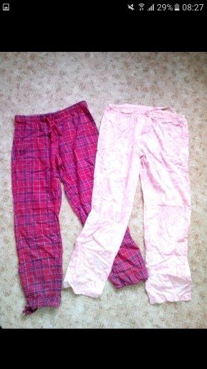 Pyjamahosen mit Muster