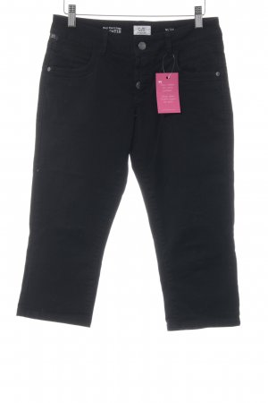 Q/S 3/4 Length Trousers black casual look