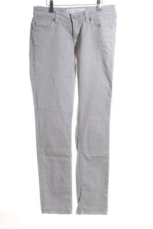 Q/S Skinny Jeans hellgrau Casual-Look