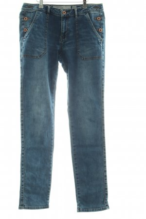 Q/S Slim Jeans blau Casual-Look