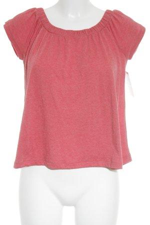 Q/S T-Shirt hellrot Street-Fashion-Look