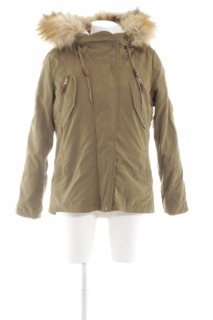 Q/S Winterjacke khaki Casual-Look