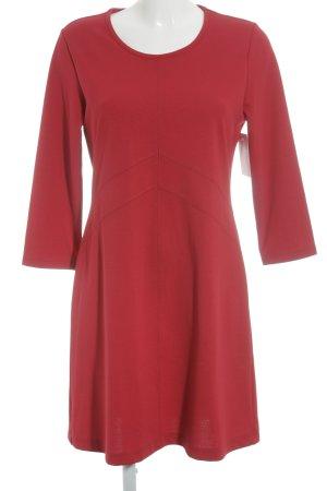 Qiero A-Linien Kleid rot Casual-Look
