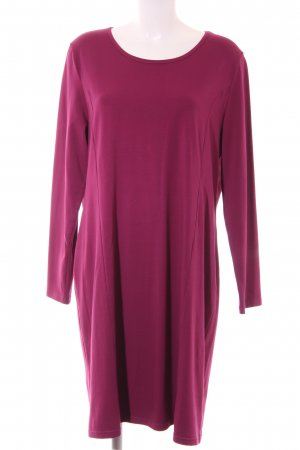 Qiero Jerseykleid violett Casual-Look