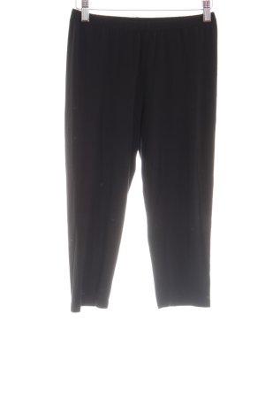 Qiero Leggings schwarz schlichter Stil