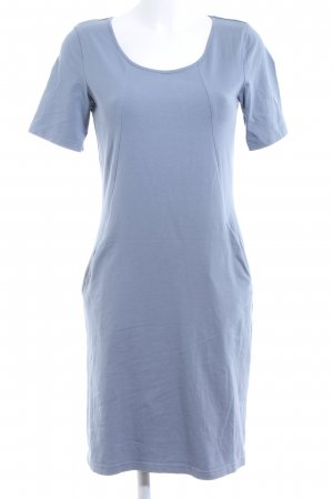 Qiero Shirtkleid blau Casual-Look