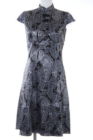 Qipao paisley pattern elegant