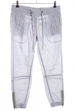 QS by s.Oliver 3/4-Hose hellgrau Casual-Look