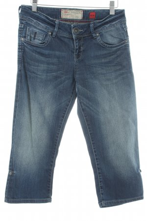 QS by s.Oliver 3/4 Jeans blau Casual-Look