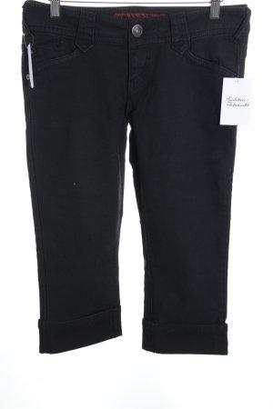 "QS by s.Oliver 3/4 Jeans ""Catie"" schwarz"