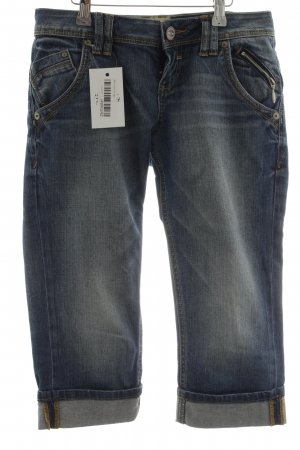 QS by s.Oliver 3/4 Length Jeans blue casual look