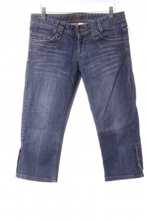 "QS by s.Oliver 3/4 Jeans ""Shape"" dunkelblau"