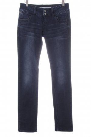 QS by s.Oliver 7/8-jeans blauw casual uitstraling
