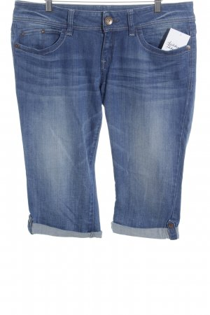 QS by s.Oliver Bermuda blau Casual-Look