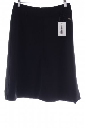 QS by s.Oliver Bleistiftrock schwarz Casual-Look