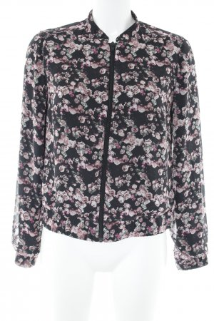 QS by s.Oliver Blouson florales Muster Casual-Look