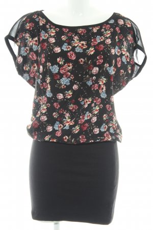QS by s.Oliver Blusenkleid Blumenmuster Casual-Look