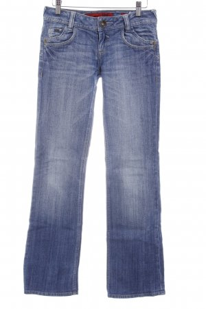 "QS by s.Oliver Jeans bootcut ""Abby"" bleu azur"