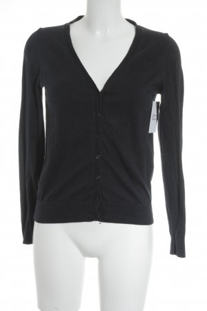 QS by s.Oliver Cardigan dunkelblau Casual-Look