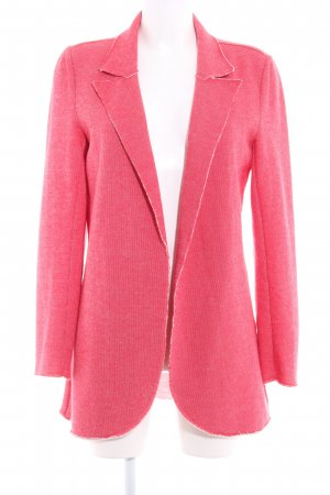QS by s.Oliver Cardigan ziegelrot meliert Casual-Look
