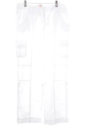 QS by s.Oliver Cargobroek wit Jaren 90 stijl