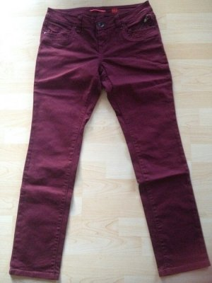 Anastacia by s.Oliver Low Rise Jeans purple