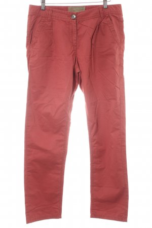 QS by s.Oliver Chinohose lachs Casual-Look