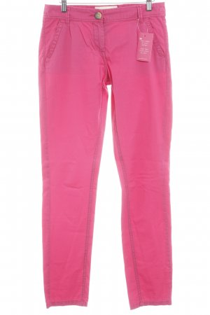 QS by s.Oliver Chinohose pink Casual-Look