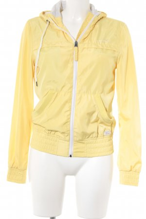 QS by s.Oliver Collegejacke gelb Casual-Look