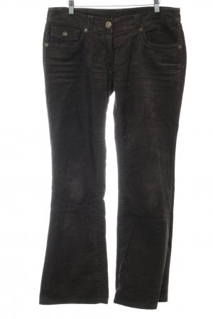 QS by s.Oliver Cordhose braun Casual-Look