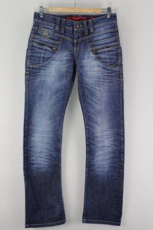 QS by s.Oliver Jeans blau Größe 36/L34 1709030140497