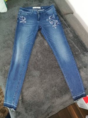 QS by s.Oliver Slim jeans blauw