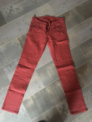 QS by S. Oliver Jeans rot Gr. 34 / 32