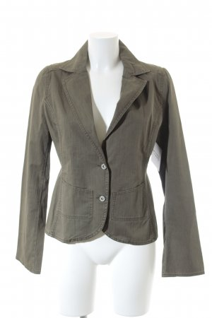 QS by s.Oliver Denim Blazer green grey business style