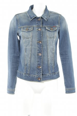 QS by s.Oliver Denim Jacket blue casual look